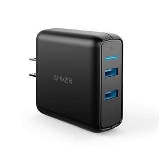 Anker PowerPort Speed 2 USB Wall Charger with Quick Charge 3.0
