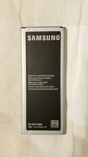 Note 4 battery