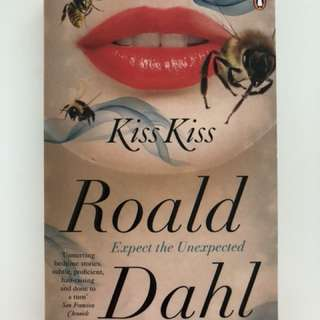 Kiss, Kiss by Roald Dahl