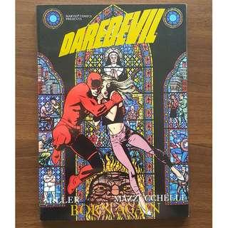 Daredevil Born Again TP Classic Frank Miller David Mazzuchelli