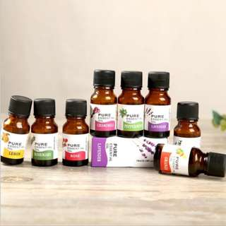 100% Natural Essential Oil USA Brand New