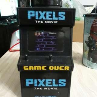 Pixel Tumbler
