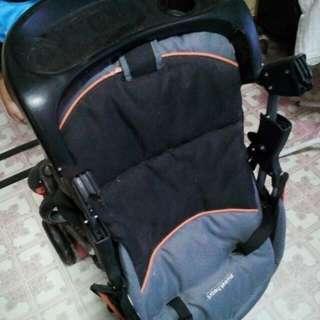 Sweetheart stroller