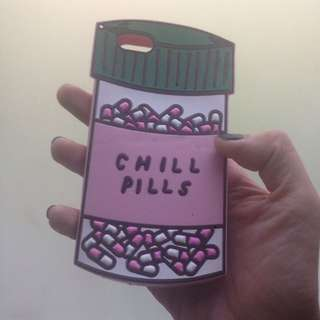 CHILL PILLS IPHONE 5S CASE