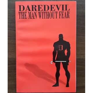 Daredevil: Man Without Fear TP 1st Ed. Frank Miller John Romita Jr