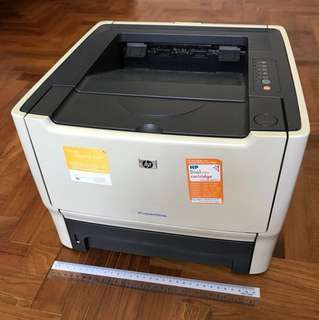HP duplex P2015dn LaserJet laser printer