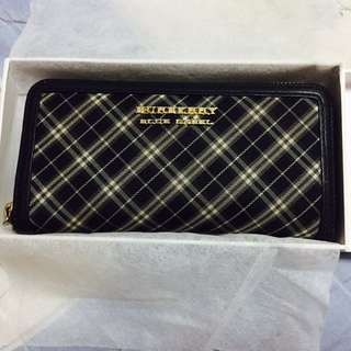 Burberry Blue Label Long Wallet