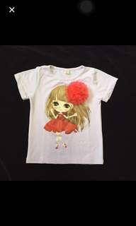 Little shirts from Korea