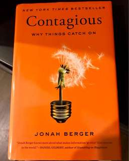 Contagious (in Hardcover)