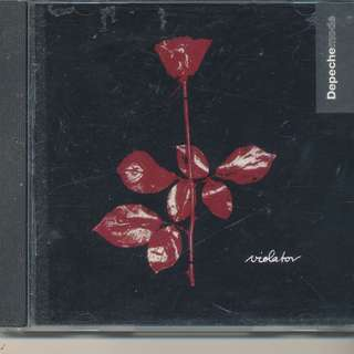 Depeche Mode - Violator (AUDIO CD) MADE IN USA [y3]