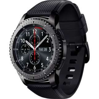 95% new Samsung Gear S3 Frontier Watch for sale