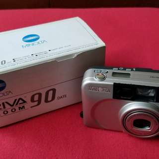 Minolta RIVA Zoom90D with R/C (絕版)