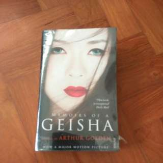 Memoirs of a Geisha by Authur Golden