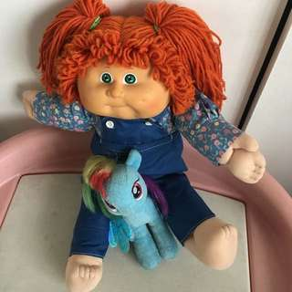 Cabbage Patch Vintage Doll