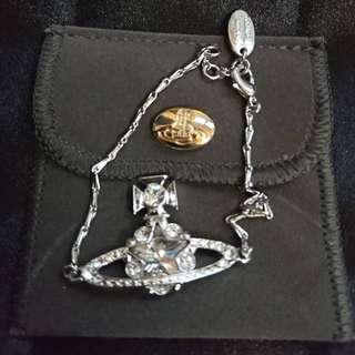Vivienne Westwood Astrid Bracelet 銀色手鏈