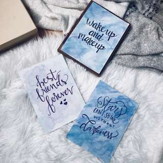 Personalized Quotes ! ✨