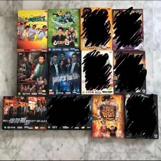 TVB DVD