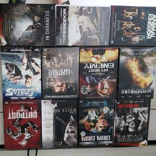 Various DVDs (11)