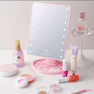 BNIP Etude House LED Vanity Makeup Mirror