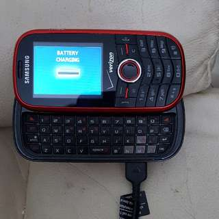 美國US Verizon Wireless Samsung CDMA Phone