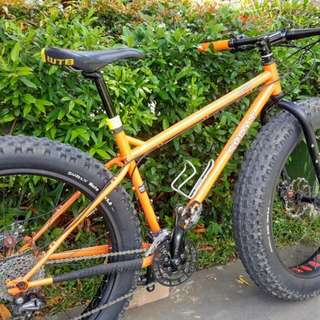 Surly Pugsley Custom