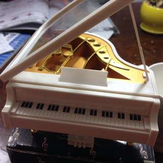 鋼琴音樂盒 Piano Music Box
