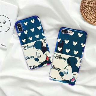 Mickey Mouse Case for iPhone 7+ iPhone X