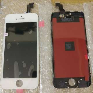 lcd iphone 5/6/7 new free pasang dan temperd glass
