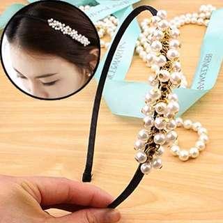 (清貨特價) EmiRoom 手袋 日系 環保袋 髮飾 髮夾 髮希 橡筋 頭箍 頸鏈 戒指 兔耳朵 耳環