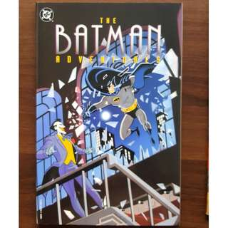 Batman The Collected Adventures Vol. 1 - 2 incls. 1st Harley Quinn HTF 1994