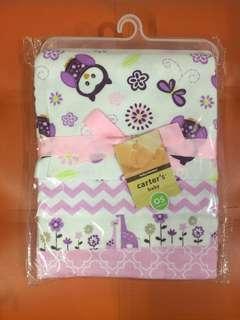 Brand New Carter's Baby Blanket
