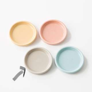Porcelain Tray (Clay color)