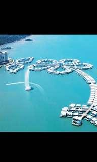 Lexis Hibiscus Port Dickson Premium Pool Villa