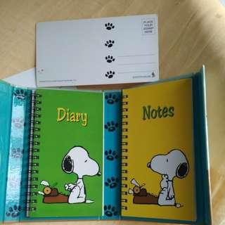 SIA Children's Diary