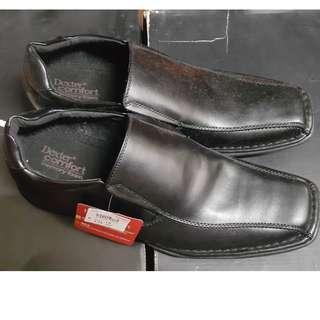 Dexter black shoes sz10