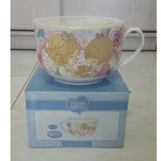 FREE! Forever Friends ceramic cup with cover