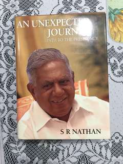 An unexpected journey | Path to presidency   SR NATHAN