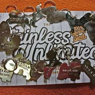 Dog tag dog collar dog id