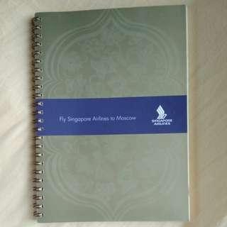 SIA Scratch Book