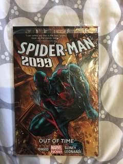 Spider-Man 2099 Out of Time Comic book