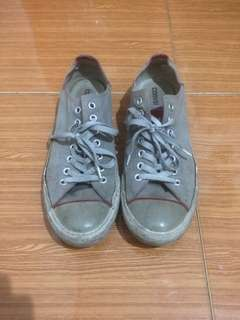 Sepatu Converse All Star Ct Grey Red