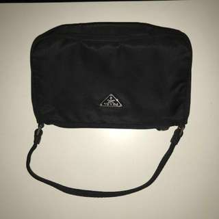 Special sale - Made in Italy Prada cosmetic/ pouch bag