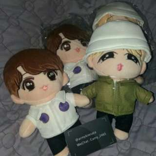 Urgent sale BTS doll