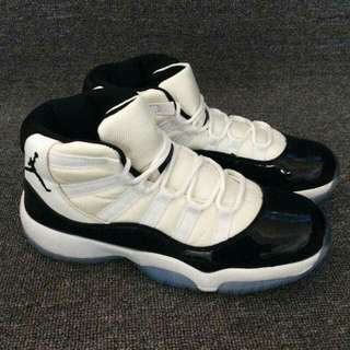 Jordan 11 Highcut basketball athletic shoes