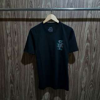 Kaos Baju distro Anti Social Club x Gucci Premium