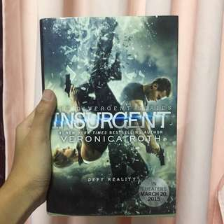 [ HALF PRICED! ]Insurgent by Veronica Roth