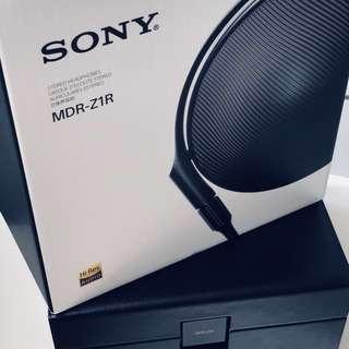 Sony MDR-Z1R Headphones