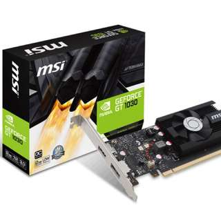 MSI GeForce 1030 2GB