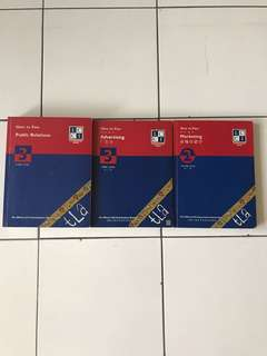 Buku cetak lspr london school marketing 35.000/pcs