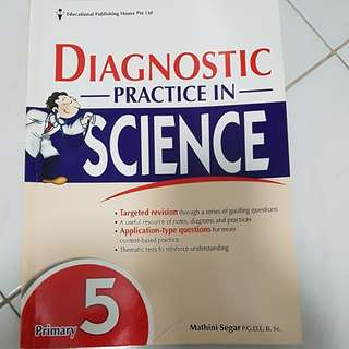 Brand New Diagnostic Science for Pri 5